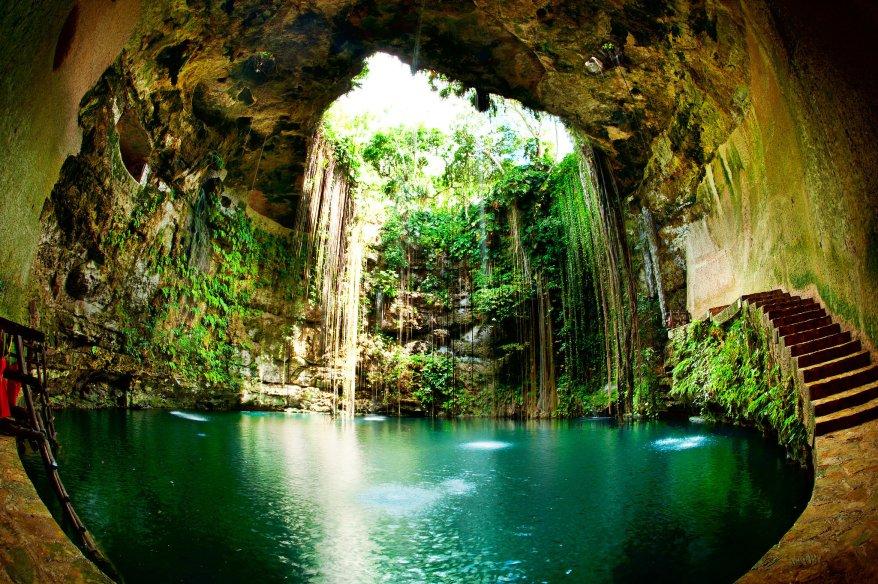 Cenote-Peninsula-Yucatan